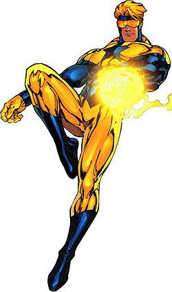 Booster Gold: Dc Hero, Book Superheroes, Comics Superheros, Dc Comics, Action Superheroes, Comic Book