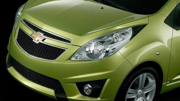 Chevrolet Spark in Geneva Motor Show