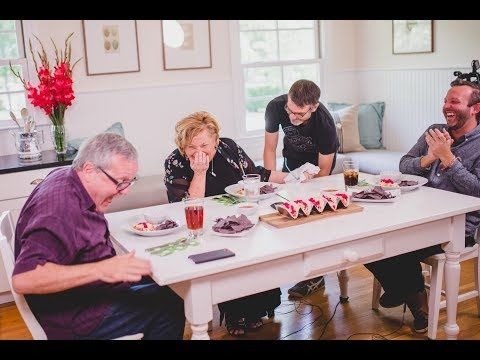 Dinner Conversations | Blessed are the Blended feat. Sandi Patty - YouTube