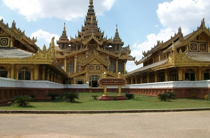 Bago Day Trip from Yangon Explore ancient capital, Bago on this day trip from Yangon. Witness the best of Bago's architectures and cultural highlights with our professional English speaking guide. We will share stories about a monk's life in Kyakhatwine Monastery and the history of the tallest pagoda: Shwemawdaw Pagoda. This day trip includes a visit to the Allied War Cementery in Taukkyan as well as a delicious lunch.Our driver and professional guide will pick yo...