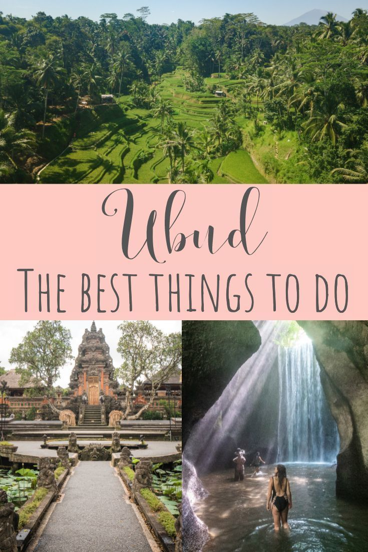 The Top Travel Guide to Ubud, Bali