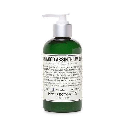 Prospector Co. Wormwood Absinthium Cream www.westgoods.co