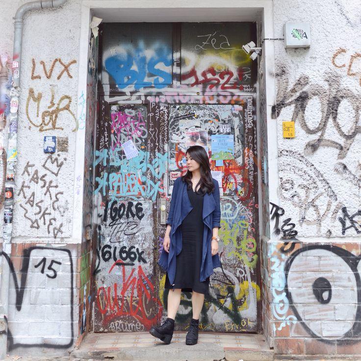 Go street style.   Follow me on instagram @liannasanjaya