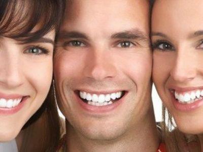 dentadura perfecta bella sonrisa