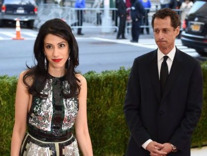 FBI Obtained New Clinton Emails from Huma Abedin, Anthony Weiner Devices - http://conservativeread.com/fbi-obtained-new-clinton-emails-from-huma-abedin-anthony-weiner-devices/