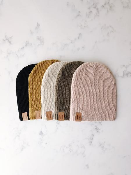 Beau Hudson Knit Beanie  b4ac03d99a1