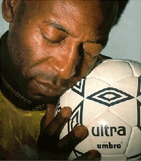 Pele - the best of this beautiful game!!!