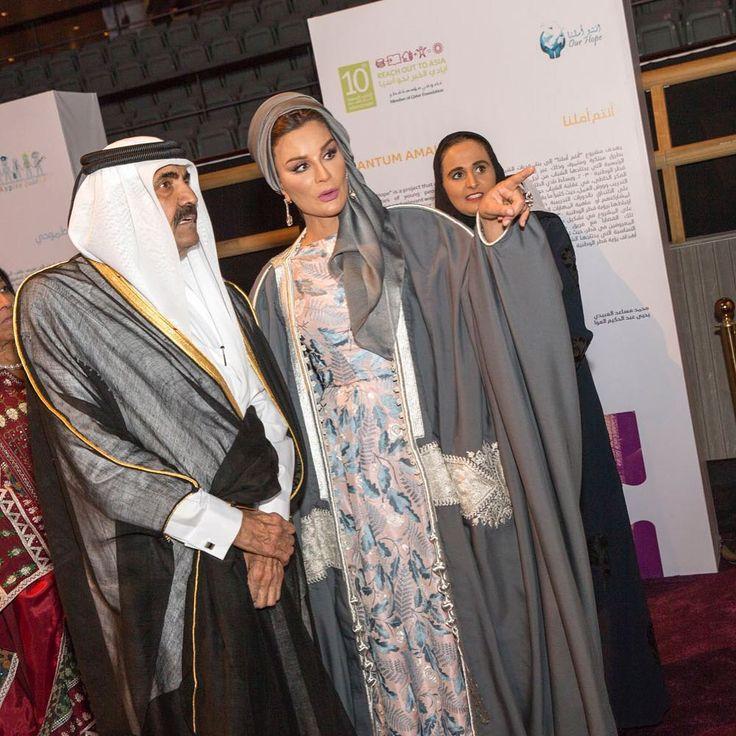 روتا تعليم حفل Charity Education Galadinner Rota Abaya Fashion Dubai Islamic Fashion Abaya Fashion