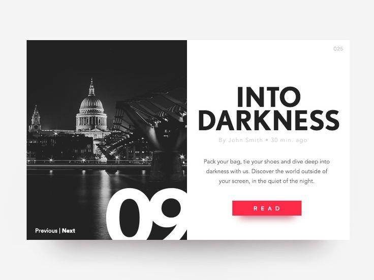 Daily Dose of Design: 025