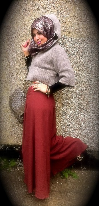 Muslimah Inspiration ❤ hijab style