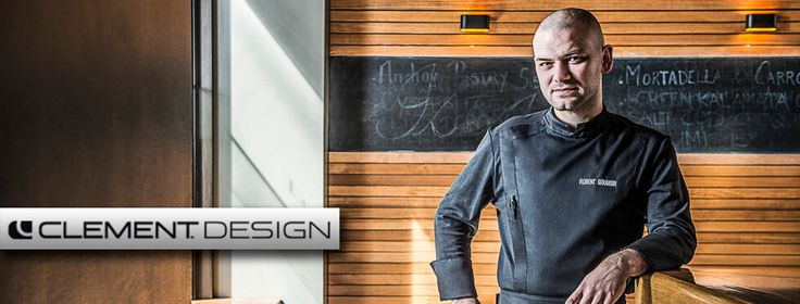 Clement Design / Chefstyle Chef, clothing, Jackets,
