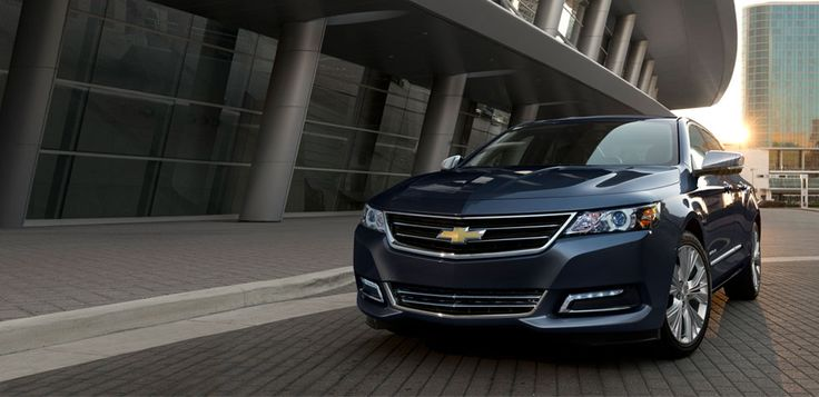 2015 Impala full size sedan