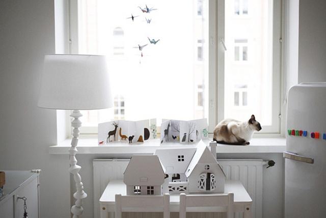 #room #finnish #white #home