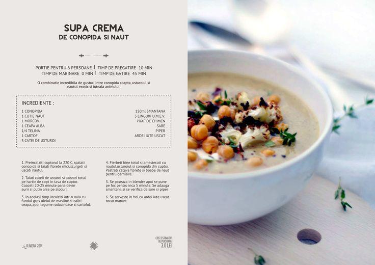 Supa Crema de Conopida si Naut
