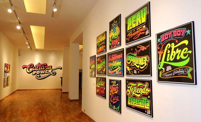 DISEÑO PERÚ: Entrevista a Elliot Tupac a propósito de su expo Letra Capital