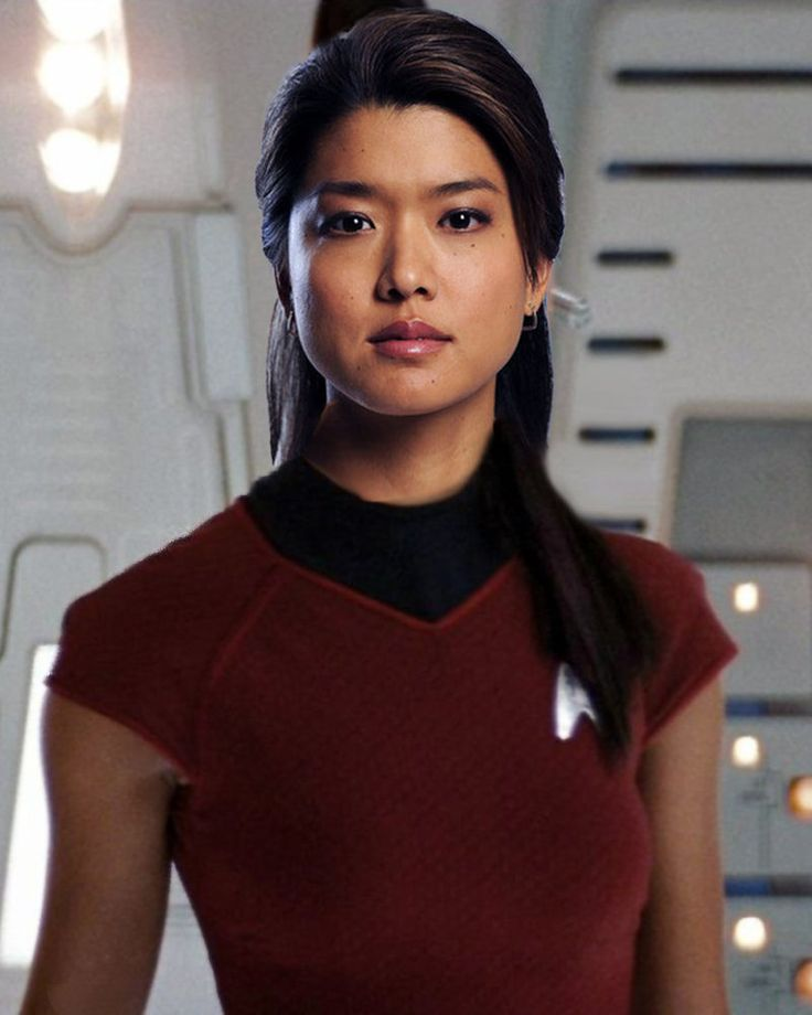 Grace Park - Star Trek by Nat-Nat177.deviantart.com on @DeviantArt