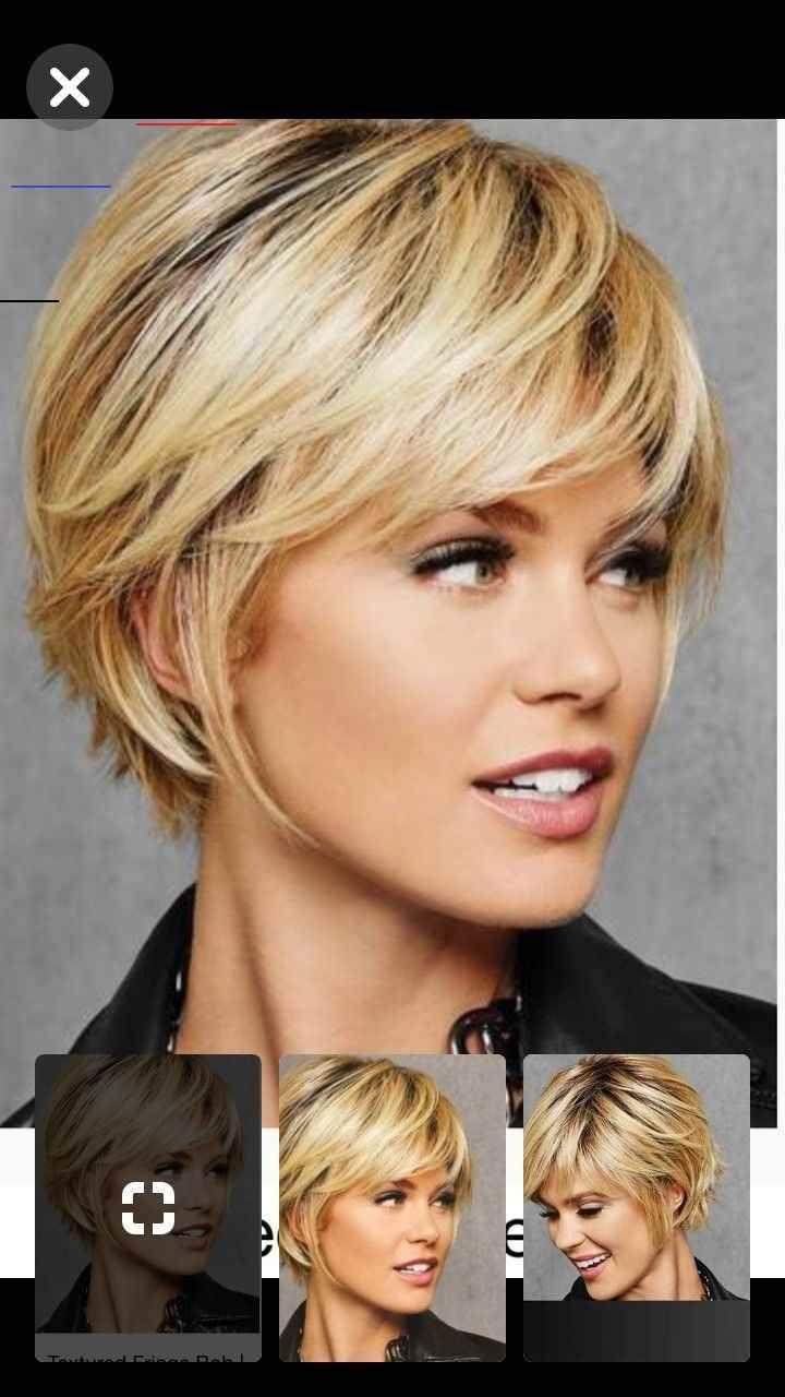 Coiffurescheveuxcourts Haircut For Thick Hair Thick Hair Styles Medium Thin Hair