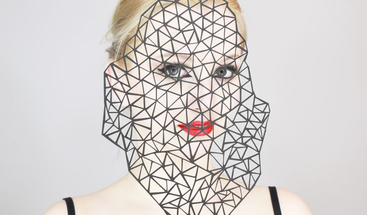 VEIL Makeup, photo, retouch: MKPengineer  http://mkpengineer.tumblr.com/
