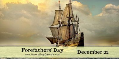 There is some good-hearted dispute between the Old Colony Club and the General Society of Mayflower Descendants. The simple fact of the celebration falling on separate days permits members of both societies to participate in both celebrations. #ForefathersDay a holiday celebrated in Plymouth, Massachusetts, on December 22. It is a commemoration of the landing of the Pilgrim Fathers in Plymouth, Massachusetts, on December 21, 1620.