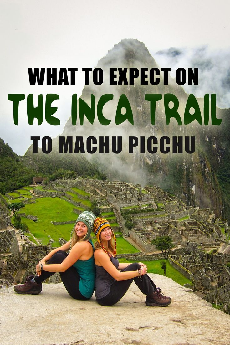 It took us four days of trekking the Inca Trail to finally reach Machu Picchu. It was one of the most incredible and challenging experiences of my life. Here's a breakdown of each day leading up to our final destination… Machu Picchu!