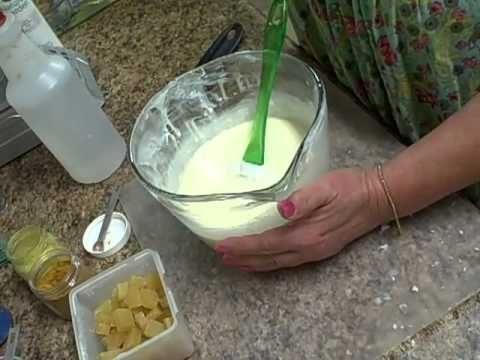 Melt & Pour - Soapmaking with Honey Vanilla & Real Honey Added