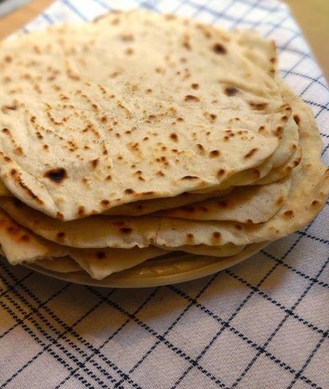 Eetlust!: Homemade Tortilla's