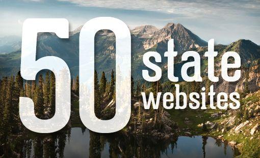 Best and Worst Design: 50 U.S. State Websites