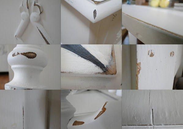 Jag får ju en hel del frågor om hur jag/vi gör när vi målar om möbler och jag vill ju självklart hjälpa er med era hemma projekt! Problemet...