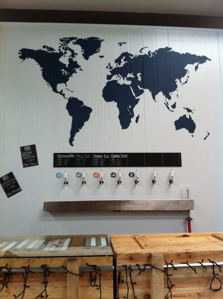 49 best happy customers images on pinterest vinyl wall stickers world map vinyl wall sticker gumiabroncs Choice Image