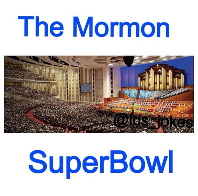 i get more excited for general conference than the Super Bowl…. I feel so proud :D