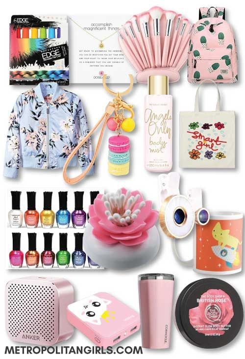 cool holiday gifts for teen girls