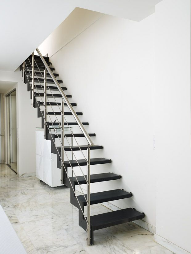 Escalier #Limon #Métallique Plus didées sur  wwwescaliers