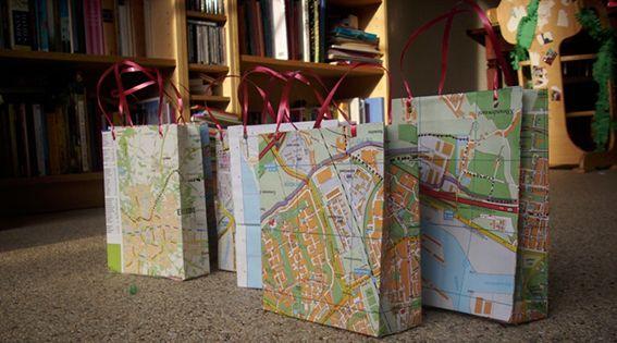 Blog_Lidewij_Giftbags van oude wegenkaart