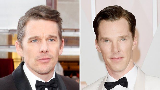 Oscar Beauty: Men Use Moisturizer Too