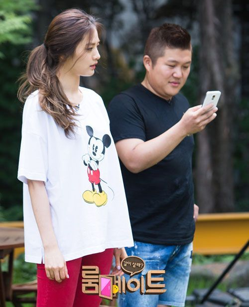 Nana and Cho SeHo - Roommate | Roommate | Pinterest | Roommate