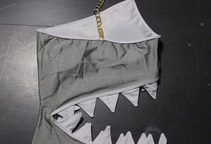 Shark Swimsuit on Luulla