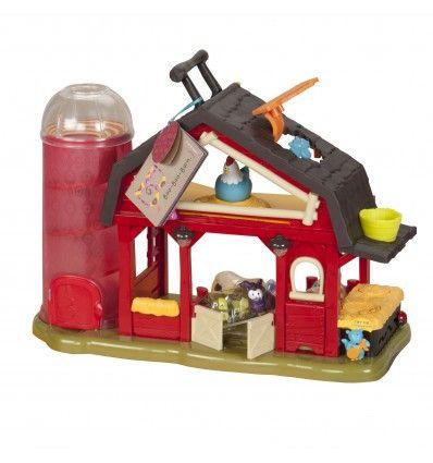 B.Toys Interaktywna Stodoła Baa-Baa-Barn https://pulcino.pl/btoys/453-btoys-interaktywna-stodola-baa-baa-barn.html