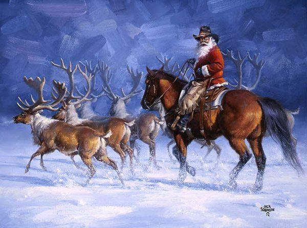 COWBOY CHRISTMAS | Jack Sorenson