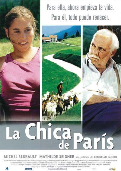 """La chica de París (2001) """"Une hirondelle a fait le printemps"""" de Christian Carion - tt0240149"""