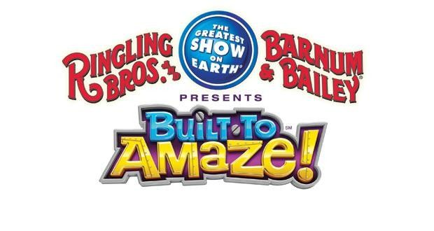 Ringling Bros. and Barnum & Bailey Circus Atlanta, GA #Kids #Events