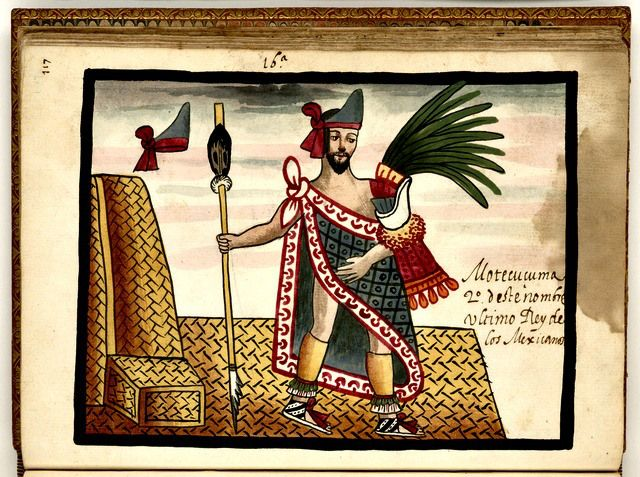 Aztec Civilization Timeline. - 1502, The ninth Aztec tlatoani, Moctezuma II, comes to rule. As with his predecessor, he is also known as Montezuma, and is possibly the most famous Aztec tlatoani of all, inspiring an expression we use even today: Montezuma's Revenge!