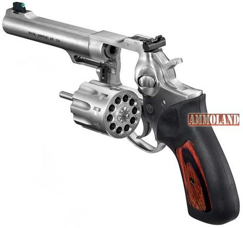 Ruger GP100 Revolver chambered in .22 LR