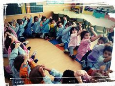 Masaje con escalofrío. Inteligencia emocional para niños