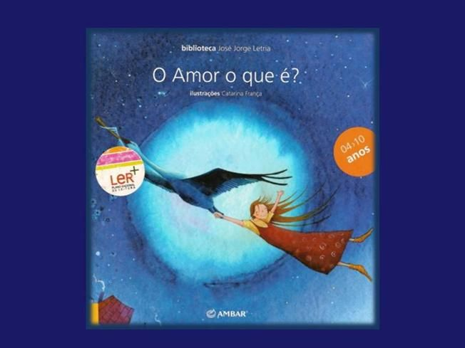 O amor o que é by analuisabeirao via authorSTREAM