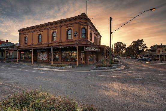 Stoneman's Bookroom. #Castlemaine, Australia