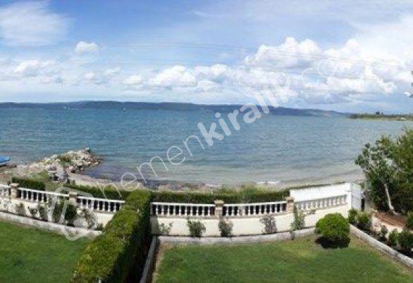 Denize Sıfır Full Boğaz Manzaralı Villa 9 Kişiliktir MERKEZ ÇANAKKALE TÜRKİYE