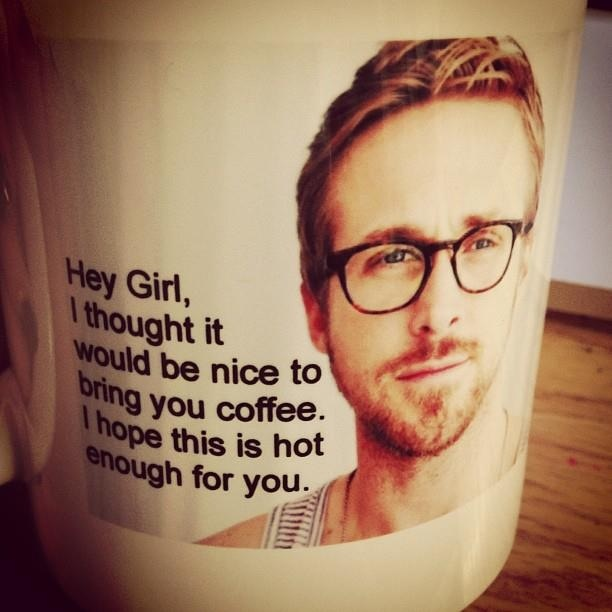 Discussion Hey girl where your drink very