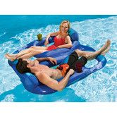 - Spring Float Recliner Duet  This would be great to float around and have a conversation while soaking up the sun!