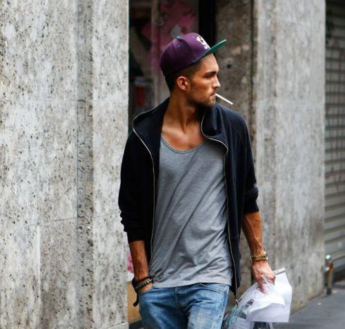 ::..*•#~~$??*: Men S Style, Men S Fashion, Mens, Street Style, Casual, Street Styles, Tobias Sorensen, Man