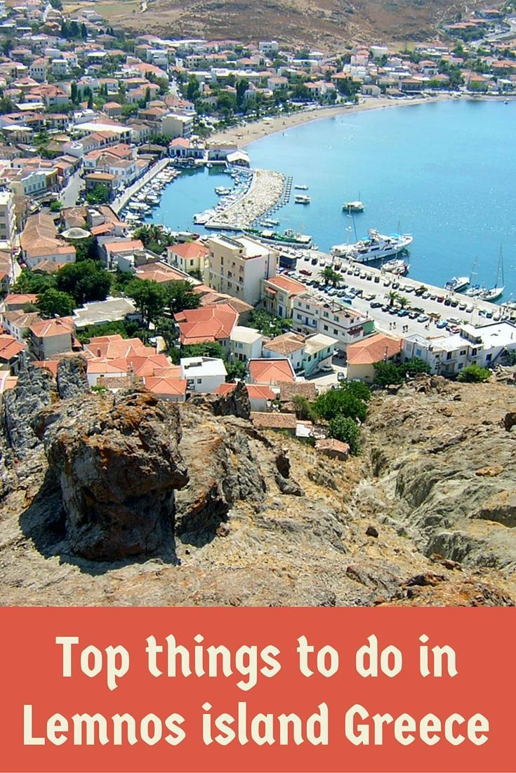 Top things to do in the Greek island of Lemnos Greece: